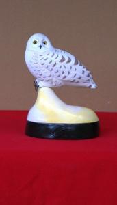 Snowy Owl by Al Bonar