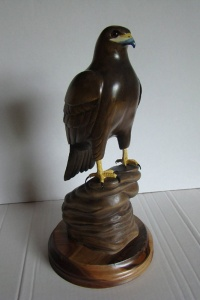 Stylized Eagle by Al Bonar
