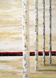 Birch Forest VI by Alicia Soave-White