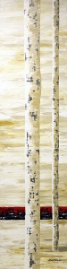 Birch Forest I by Alicia Soave-White