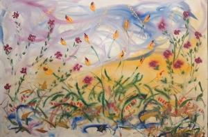 Anne's Garden by Andrew N. Olscher