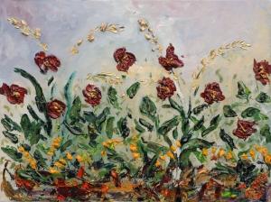 Flanders Poppies by Andrew N. Olscher