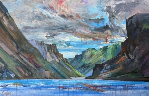 Sketches from Gros Morne by Andrew Sookrah