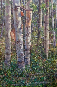 Exfoliation by Barbara McGuey