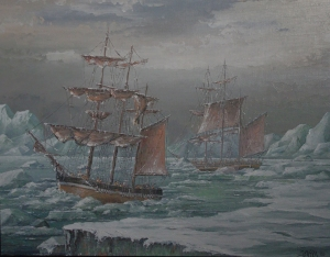 Franklin Expedition by Ben Jensen