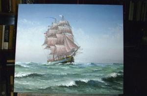HMS Bounty II by Ben Jensen