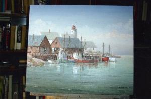 Herring Cove II by Ben Jensen