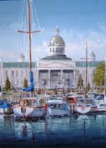 Marina at Kingston by Ben Jensen