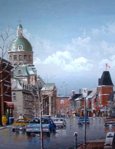 Downtown Kingston by Ben Jensen