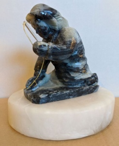 Fisherman by Bill Nasogaluak