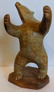 Standing Bear 3 by Bill Nasogaluak