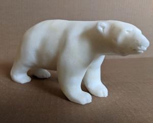 White Bear by Bill Nasogaluak
