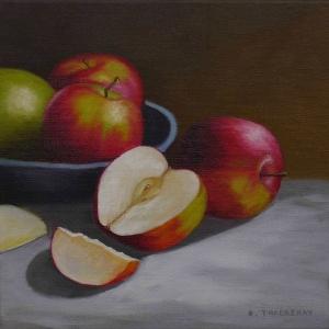 Apples by Bob Thackeray