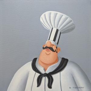 Baker Cedric by Bob Thackeray