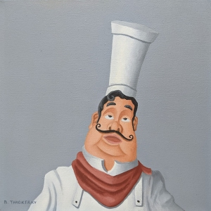 Baker Mathieu by Bob Thackeray
