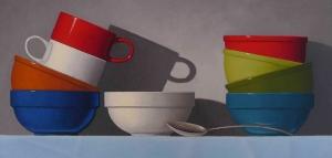 Breakfast Bowls by Bob Thackeray