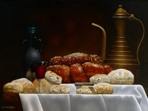 Challah by Bob Thackeray
