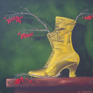 Golden Boot by Bob Thackeray