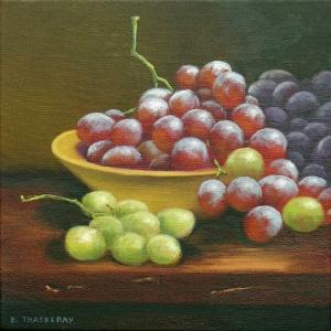 Grapes by Bob Thackeray