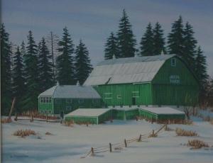 Justa Farm by Bob Thackeray