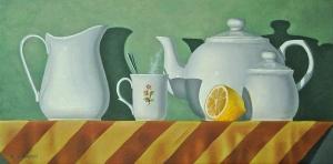 Lemon Tea by Bob Thackeray