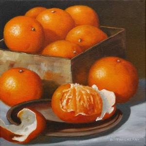 Oranges by Bob Thackeray