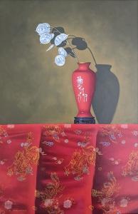 Oriental Silk by Bob Thackeray