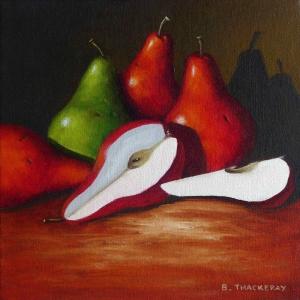 Pears by Bob Thackeray