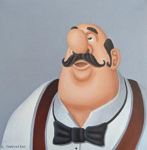 Waiter Jeremy by Bob Thackeray
