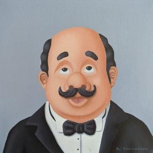 Waiter Philippe by Bob Thackeray