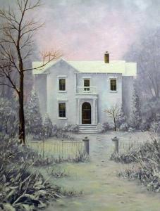Winter Home by Bob Thackeray