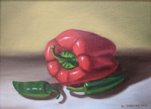 Peppers by Bob Thackeray