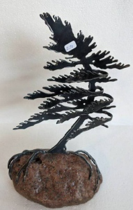 Windswept Pine 5 by Cathy Mark