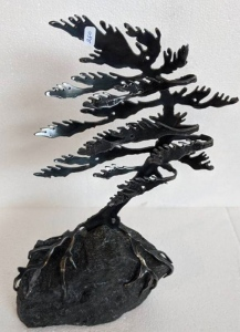 Windswept Pine 6 by Cathy Mark