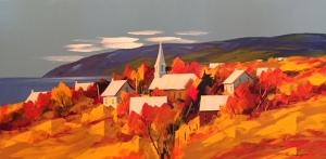 Fall Splendor by Christian Bergeron