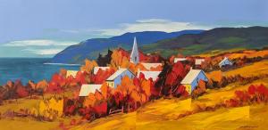 Vivement L'automne by Christian Bergeron