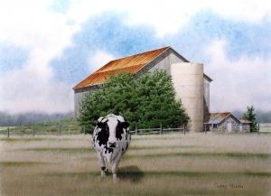 Big Berta by Conrad Mieschke