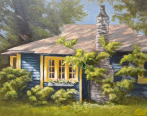 Cottage 1 by David Flett