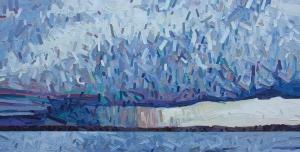 Big Storm Lake 7 by David Grieve