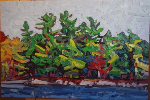 Brilliant Shore by David Grieve