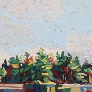 Shore Island by David Grieve