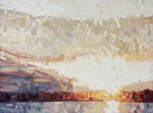 Shore Warmth by David Grieve