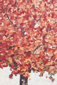 Tree Piece 48 by David Grieve