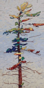 Wolf Lake Pine by David Grieve
