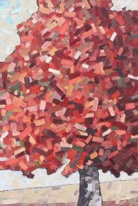 Tree Piece 53 by David Grieve