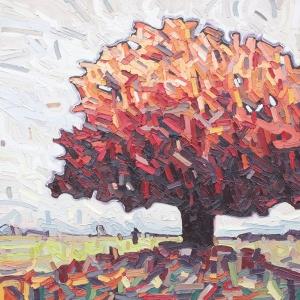 Tree Piece 74 by David Grieve