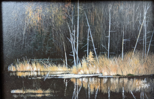 Bass Lake by Eddie LePage
