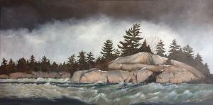 Burleigh_Falls by Eddie LePage