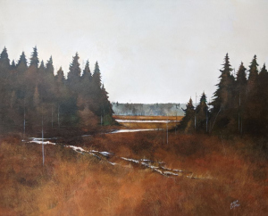 End of the River by Eddie LePage