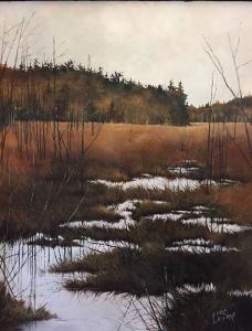 Northern Marsh by Eddie LePage